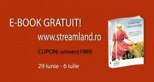 """E-book gratuit: Gabriel Osmonde, """"Călătoria unei femei care nu se mai temea de îmbătrânire"""""""