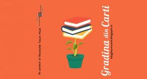 Se deschide Grădina din Cărți la Grădina Botanică din București