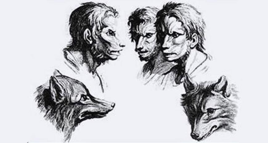 Oameni, lupi şi oameni-lupi în Grecia Antică