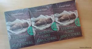 "Concurs David Vann, ""Legenda unei sinucideri"" (încheiat)"