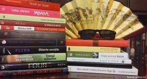Câte cărți e bine să-ți iei în vacanță?