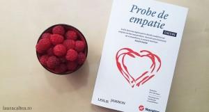 """Să vrei să fii altul, despre """"Probe de empatie"""", de Leslie Jamison"""