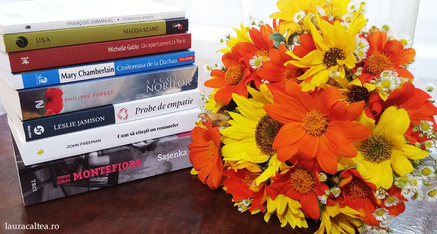 Noutăți literare 14-20 septembrie