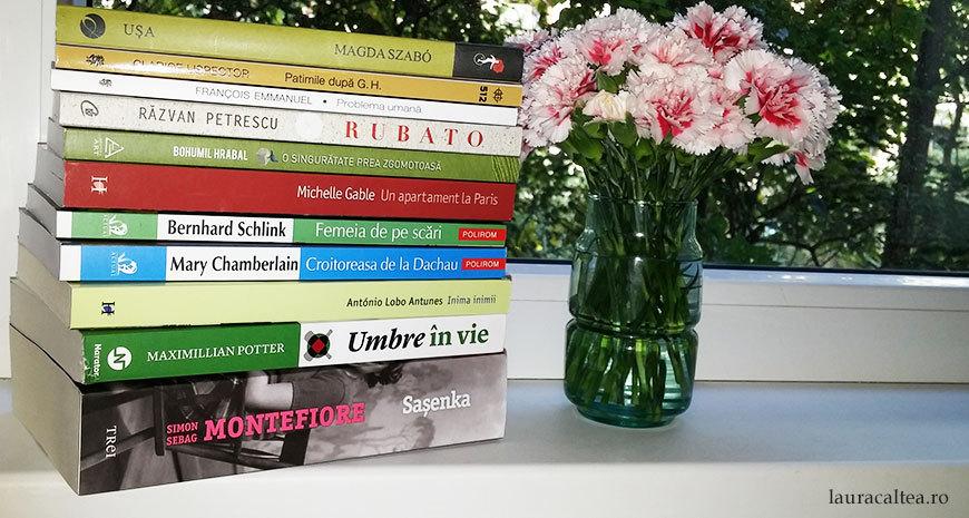 Noutăți literare 21-27 septembrie