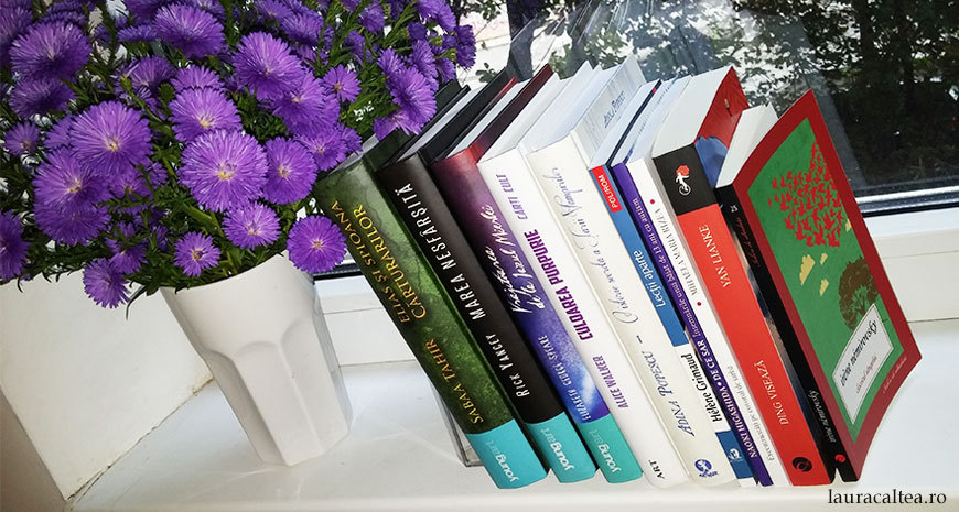 Noutăți literare 28 septembrie-4 octombrie