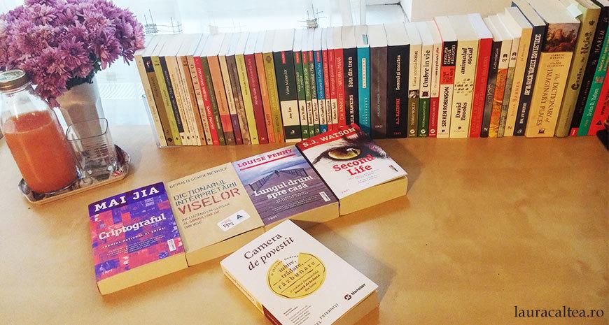 Noutăți literare 12-18 octombrie