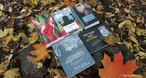 Noutăți literare 19-25 octombrie