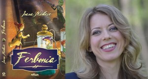 """""""Ferbonia"""", de Ioana Nicolaie (fragmente în avanpremieră)"""