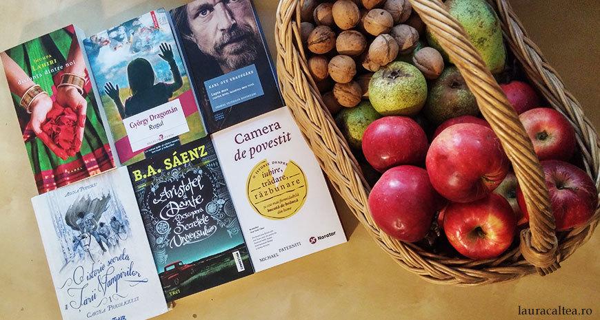 Noutăți literare 9-15 noiembrie