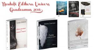 Noutățile Editurii Univers la Gaudeamus 2015