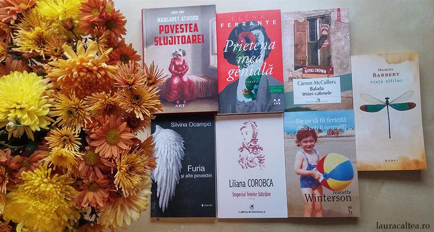 Noutăți literare 16-22 noiembrie