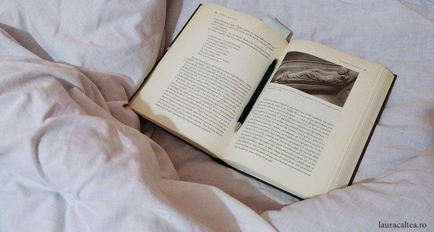 "Lectura ca intimitate, în ""Istoria lecturii"" de Alberto Manguel"