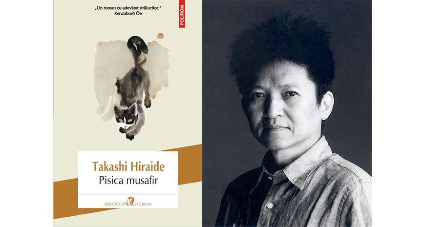 """Pisica musafir"", de Takashi Hiraide (fragment în avanpremieră)"