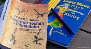 """""""Cucerirea socială a Pământului"""", de Edward O. Wilson"""
