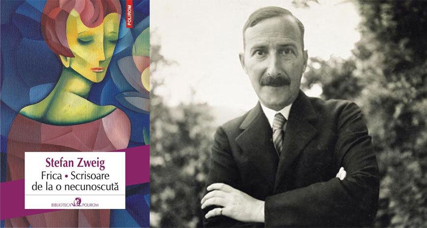 """""""Frica. Scrisoare de la o necunoscută"""", de Stefan Zweig (fragment)"""