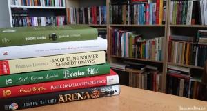 Noutăți literare 15-21 februarie 2016