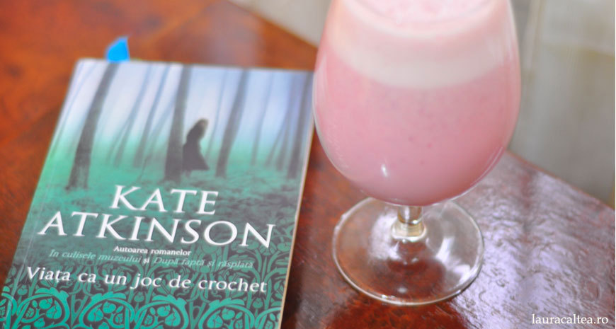 """Viața ca un joc de crochet"", de Kate Atkinson"