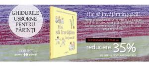 O nouă colecție la Editura Corint: Ghidurile Usborne pentru părinți