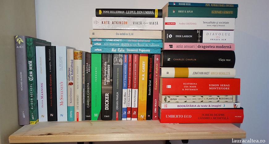 Noutăți literare 30-mai-5 iunie 2016