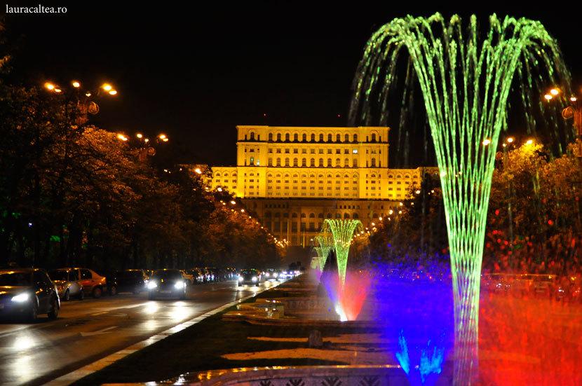 Copacii din București