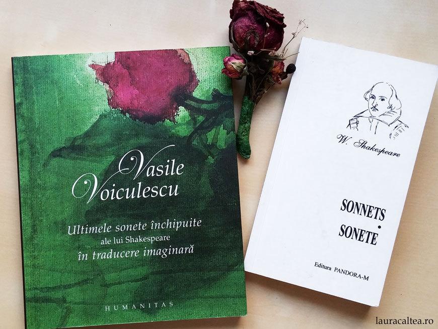 Sonete în oglindă: Shakespeare și Voiculescu