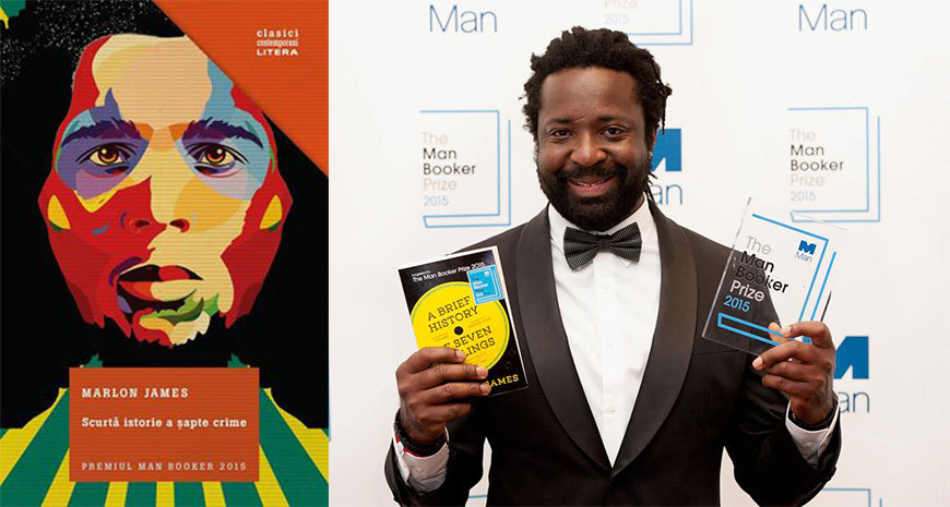 """""""Scurtă istorie a șapte crime"""", de Marlon James (fragment în avanpremieră)"""