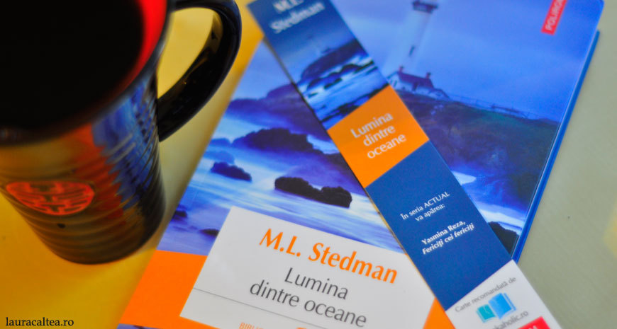 """Lumina dintre oceane"", de M.L. Stedman"