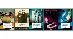 Traduceri noi la Editura Polirom la Gaudeamus 2016