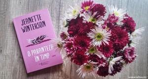 """O poveste despre iertare: """"O paranteză în timp"""", de Jeanette Winterson"""