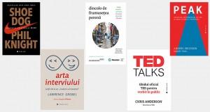 Noutățile Editurii Publica la Gaudeamus 2016
