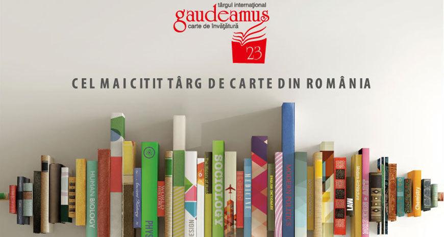 Cele mai vândute cărți la Gaudeamus 2016