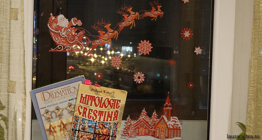 Credințe păgâne și moderne despre Moș Crăciun