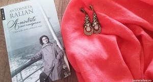 """""""Viață cu V de la vâltoare"""" – Antoaneta Ralian, gânduri la trecerea dintre ani"""