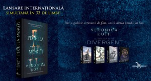 """Lansare """"Pecetea morții"""", de Veronica Roth"""