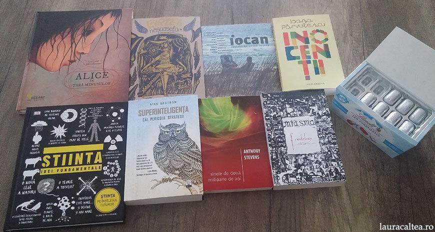 Noutăți literare 16-22 ianuarie 2017