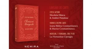 """""""50 cele mai frumoase scrisori de dragoste din toate timpurile"""" – cartea primăverii la Nemira"""