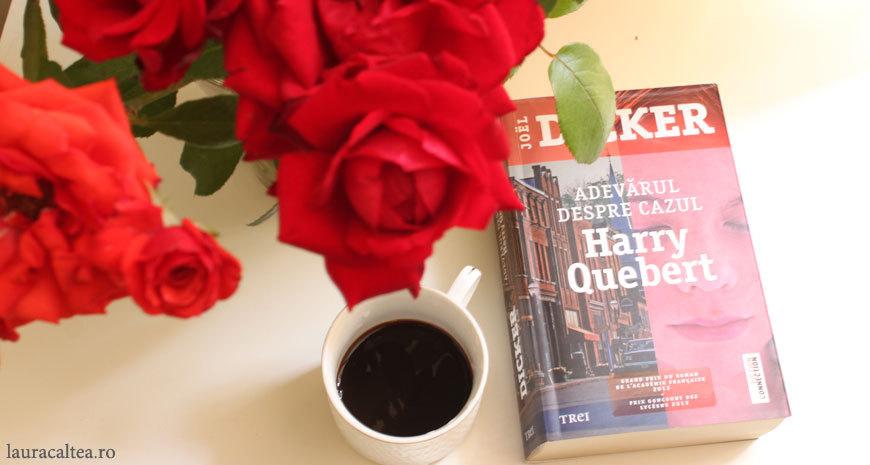 """Una dintre poveștile pe care America le iubește, despre """"Adevărul despre cazul Harry Quebert"""", de Joël Dicker"""