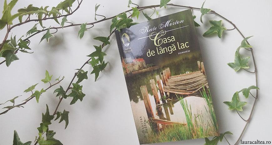"""O maestră a romanului de atmosferă: fragment din """"Casa de lângă lac"""" de Kate Morton"""