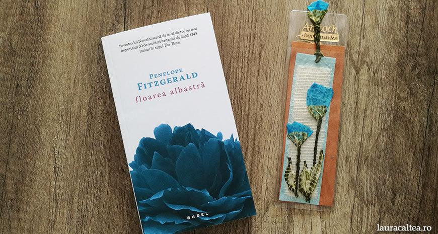 """Concurs """"Floarea albastră"""", de Penelope Fitzgerald [încheiat]"""