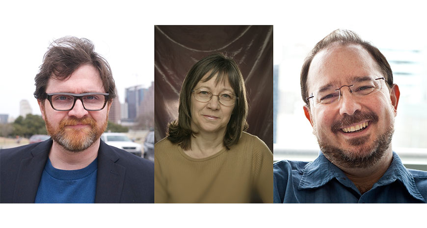 Ernest Cline, Robin Hobb și John Scalzi sunt invitați prin skype la Serile Nautilus organizate de Nemira