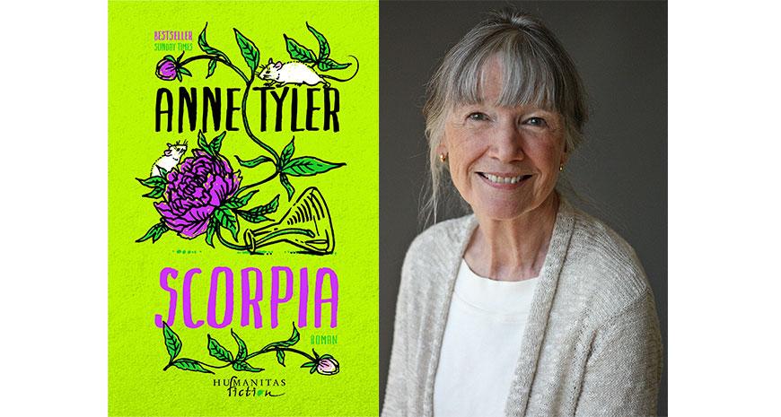 """""""Scorpia"""", de Anne Tyler (fragment în avanpremieră)"""