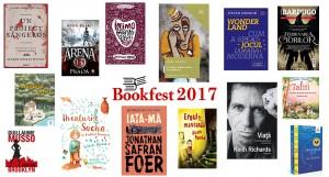 Noutățile editurilor la Bookfest 2017 (sinteză)