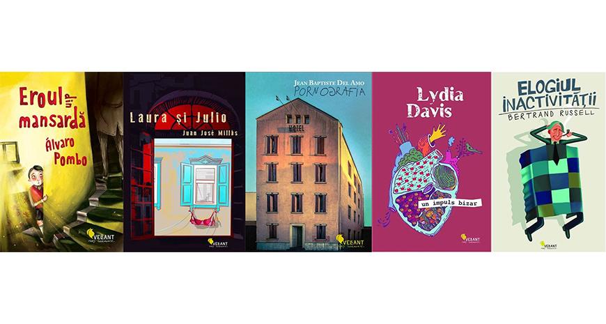 Editura Vellant la Bookfest 2017
