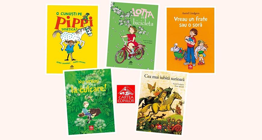 Noutăţile editurii Cartea Copiilor la Bookfest