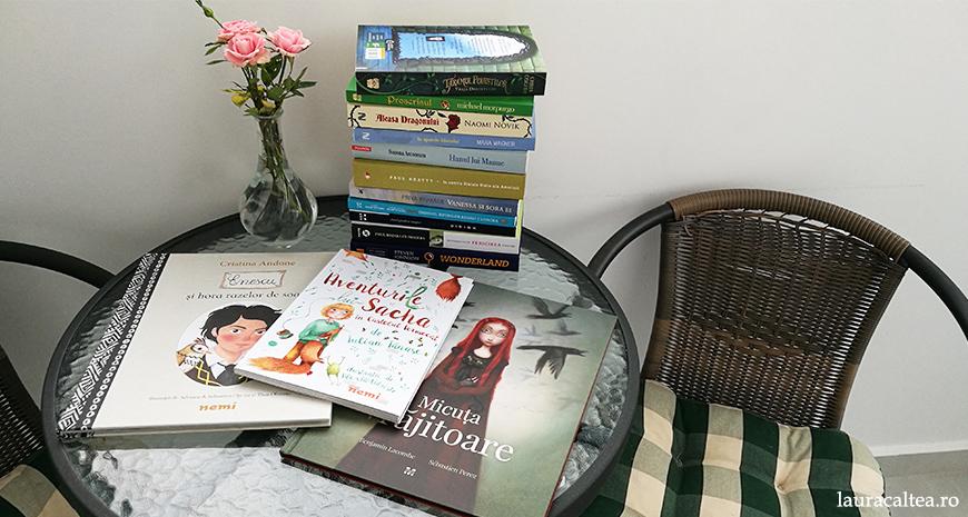 Listă și recomandări pentru Bookfest 2017