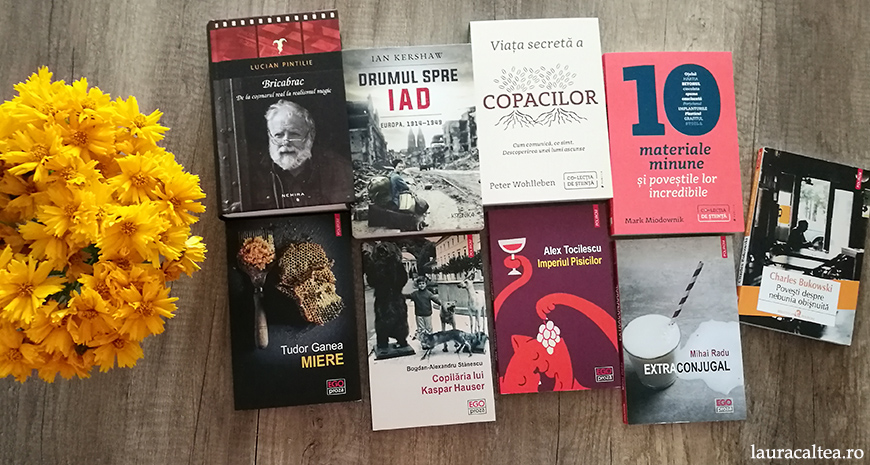 Noutăți literare 19-25 iunie 2017