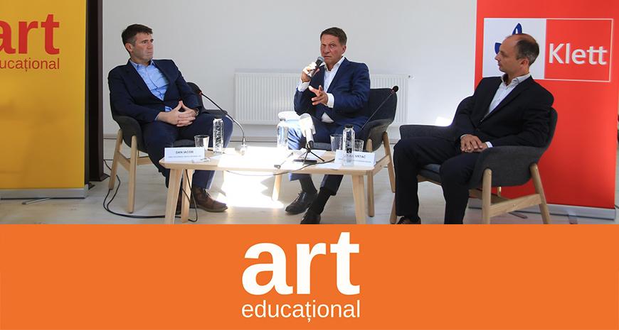 Premieră pe piața de carte educațională din România: parteneriat între Grupul Editorial Art și Klett Gruppe