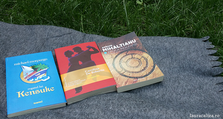 Concurs Nemira: cărți de la mic la mare [încheiat]