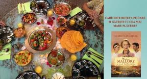 """Concurs """"Madame Mallory și micul bucătar indian"""" - Rețeta preferată (încheiat)"""