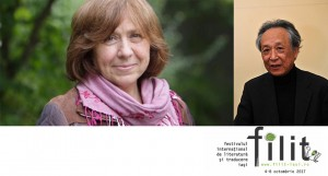 Doi laureați ai Premiului Nobel pentru Literatură la FILIT 2017